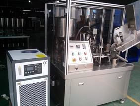 SGF40RF   automatic tube fill and seal machine