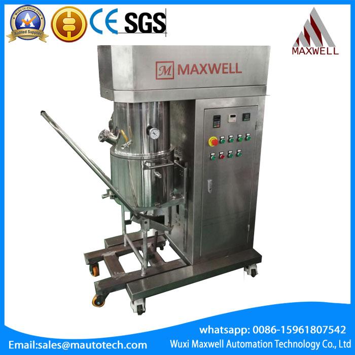 SJX-30 silicone Sealant Mixer Solder Paste Planetary Mixer Machine Price