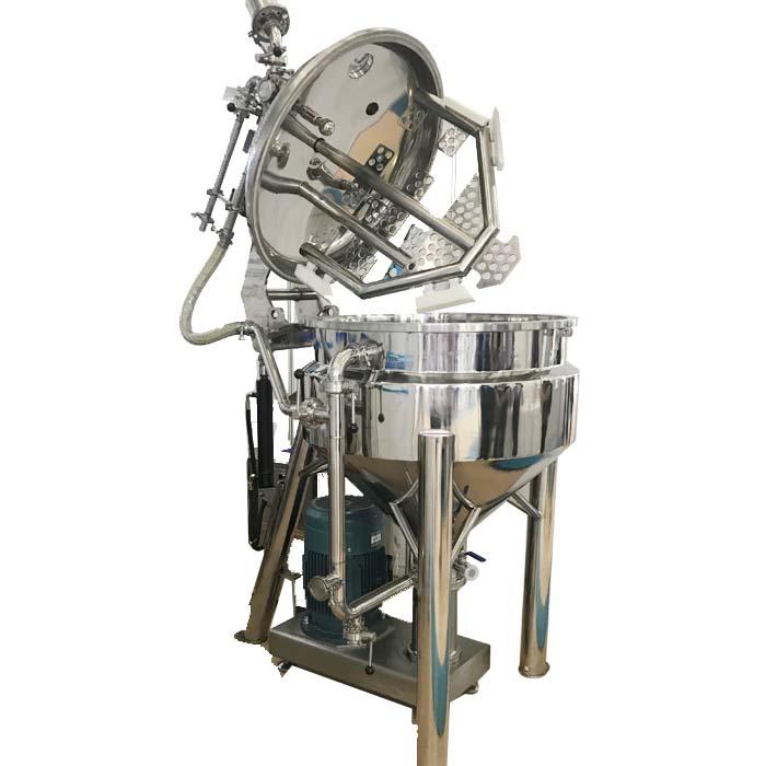 Vacuum Mayonnaise making machine